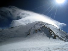 High winds on Denali preventing summit attempt