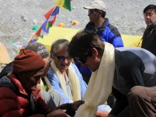 Everest 2014: Henry Todd - The Small Quiet Guide, today