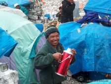 Everest Base Camp Sherpa Tea