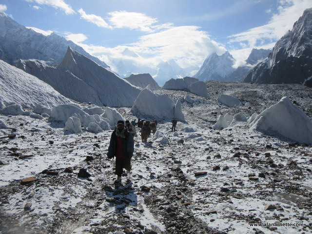 K2: Almost to K2 Base Camp | The Blog on alanarnette.com