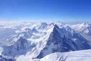 K2 Summit view