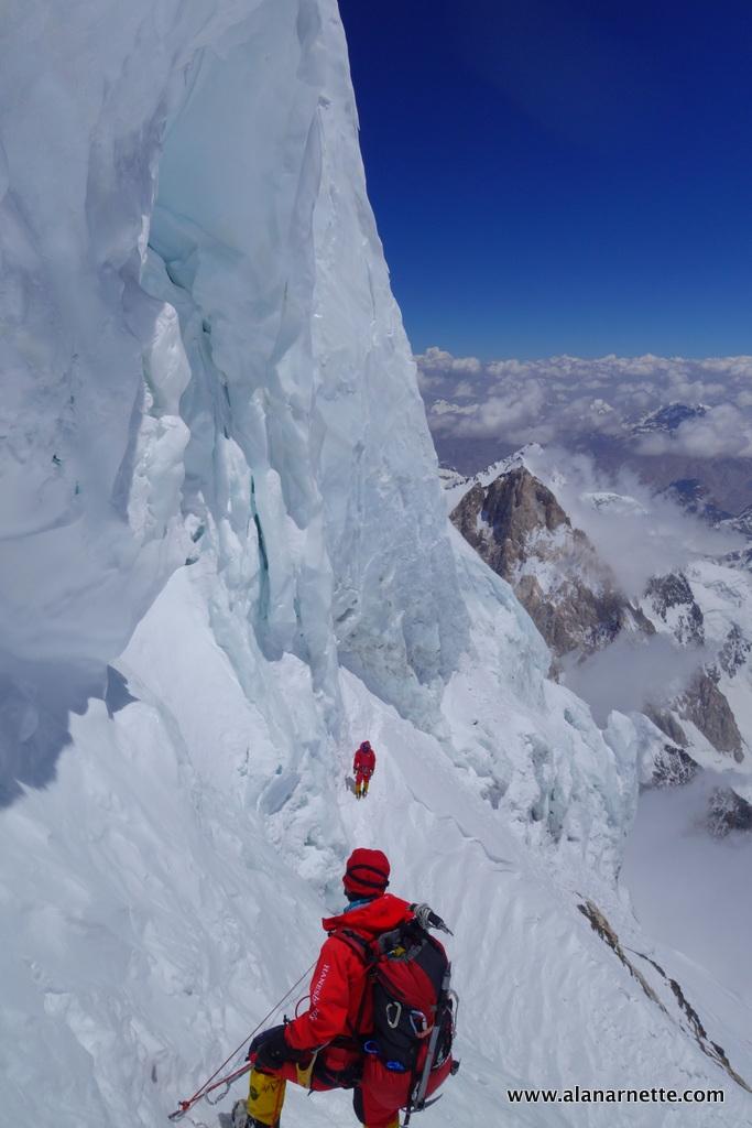 2018 Expedition Black >> K2 Traverse – The Blog on alanarnette.com
