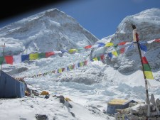 Everest 2015: Team Locations