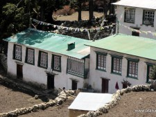 Kami Sherpa home in Pangboche