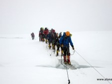 Western Cwm - Everest 2015