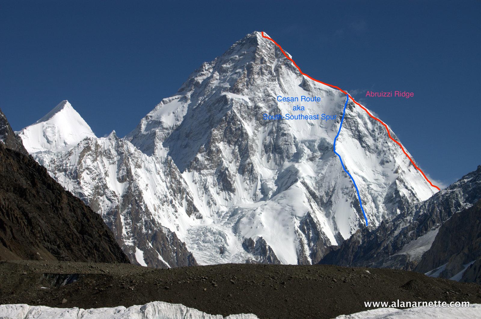 Why K2 Will Never Become Everest The Blog On Alanarnette Com