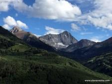Colorado 14,000' Mountain: Capitol Peak
