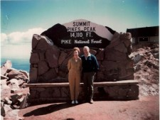 mom dad pikes peak