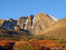 Death on Colorado's Longs Peak