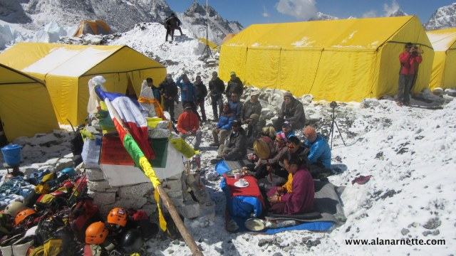 2016 Junkies Base Camp Puja