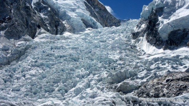Everest 2017: Why is the Khumbu Icefall so Dangerous? | The