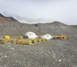 7 Summits Club on North side Everest 2017.