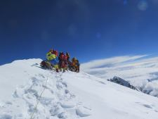 Mingma Sherpa Continues 8000er Roll with Broad Peak