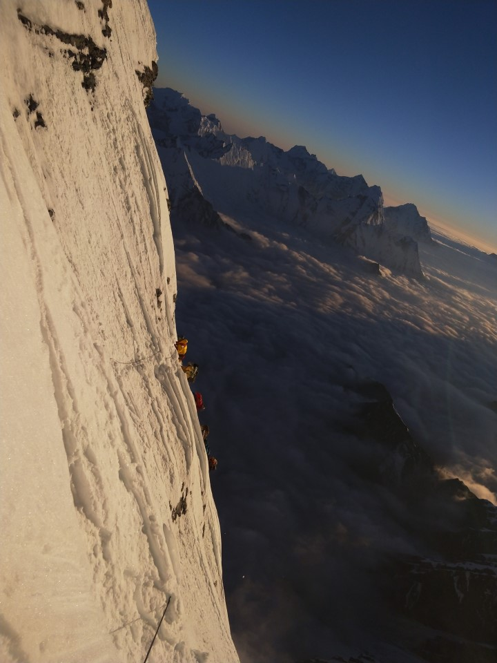 2b25221cef Autumn Climbing  Himalayan Roundup  Annapurna