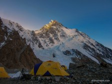 K2 2018 Summer Coverage: More K2 Summits - Weather moving In
