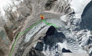 txikon everest 2018 into icefall