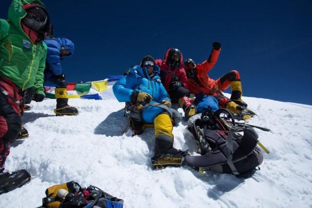 AAI 2018 Everest Summit 1