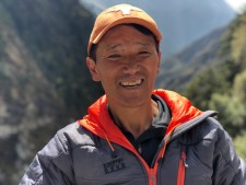 Island Peak 2018: 3 Degrees of Separation with Kami Sherpa