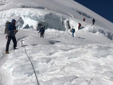 Ecuador 2019: Climbing the Volcanoes: Cotopaxi Summit!!!