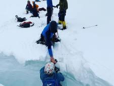 Everest 2019: Monday Crevasse Fall