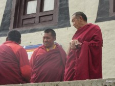 Everest 2019: Morning View and Prayers at the Monastery