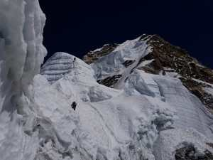 Alex Txikon Winter 2019/20 Ama Dablam
