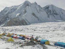 Winter K2 Update:  Snorri & Team Back to Base