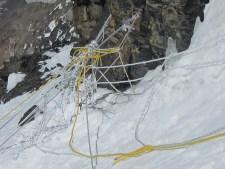 Winter K2 Update:  New Summit Push, Ropes on K2
