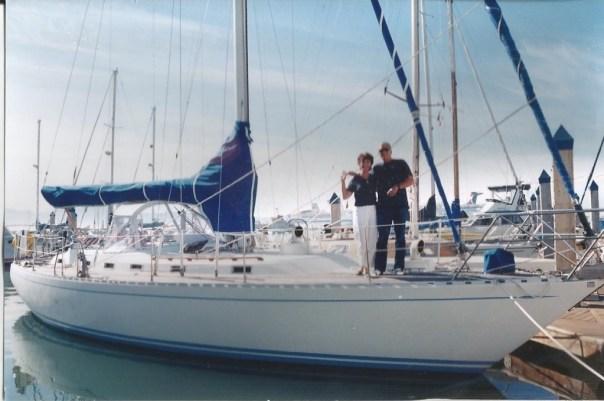 Yacht--Paloma Blanca