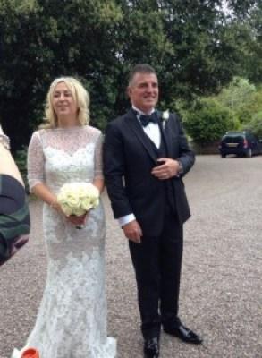 Ian Jackson wedding