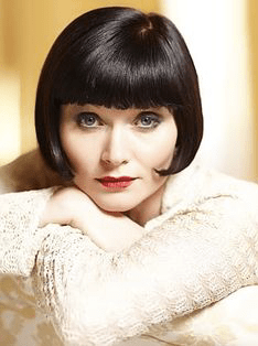 Essie Davis channeling Pryne Fisher--news.com website