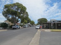 Main street of Robe