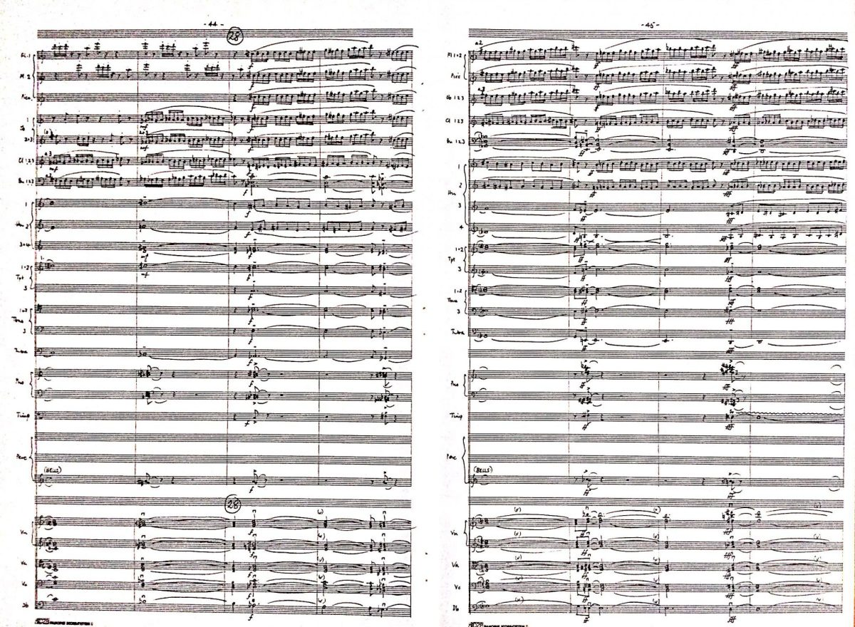 Piece of the Week: Fanfares for Orchestra