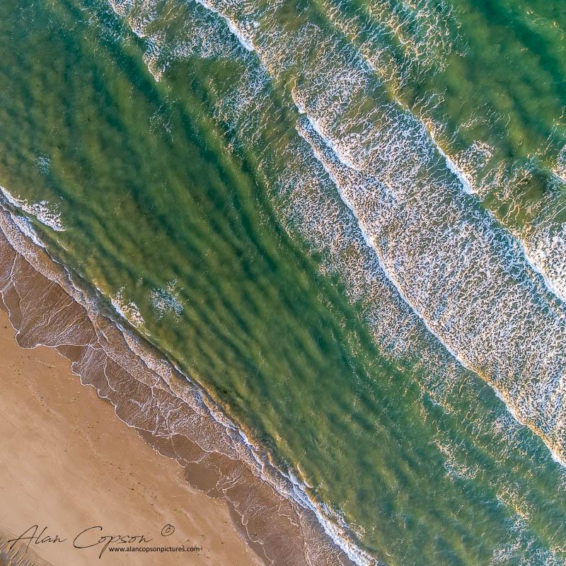 Alan Copson © Wales, Gwynedd, Harlech Beach