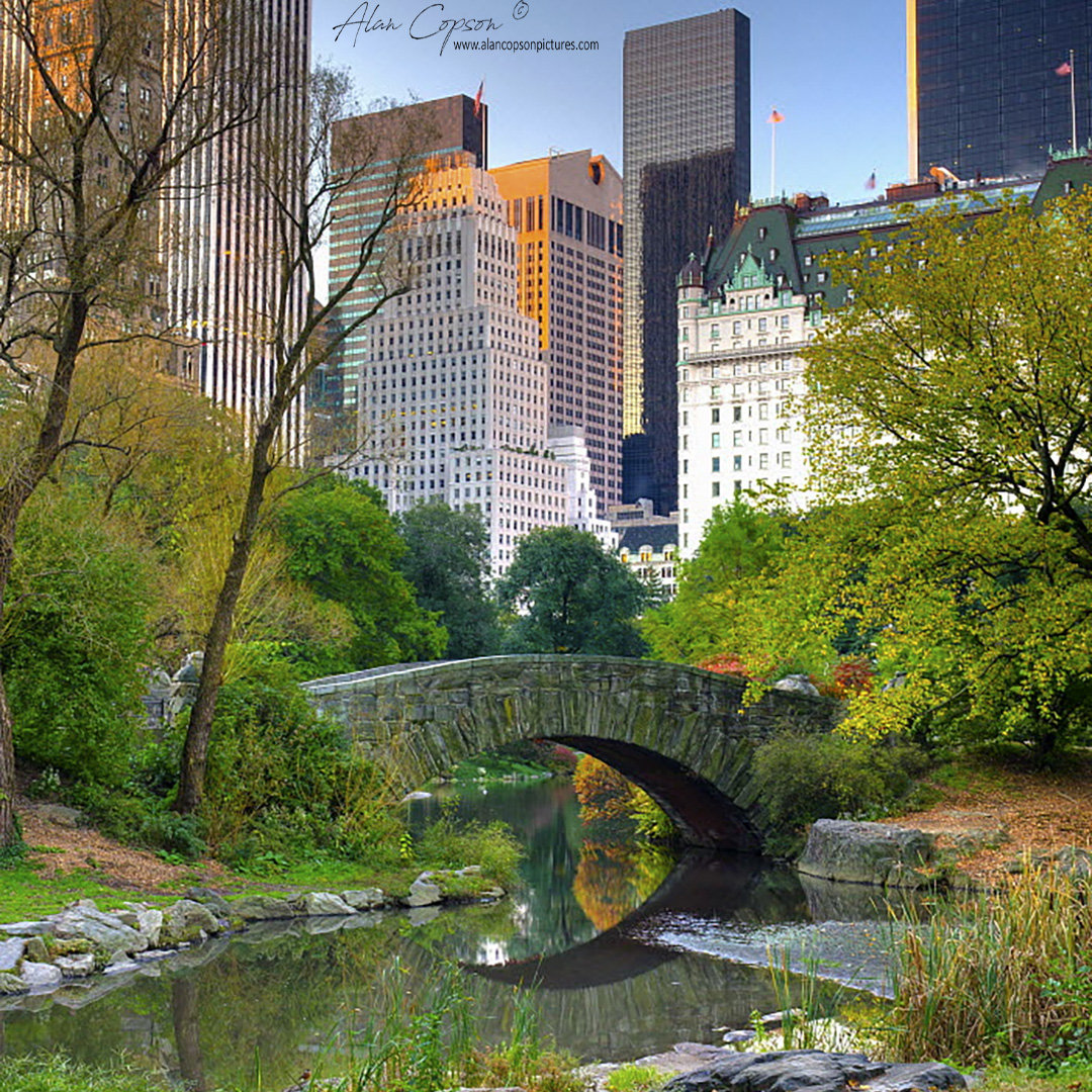 USA, New York, Central Park Alan Copson ©