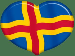Åland Onlines nya Logotype