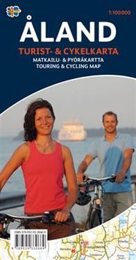 Åland Turist & cykelkarta