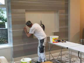 Alan Donald LTD - Wallpapering