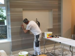 Alan Donald LTD - Wallpapering