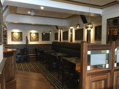 New Inn Chaumer Bar, Corn Kist & Upstairs Bar