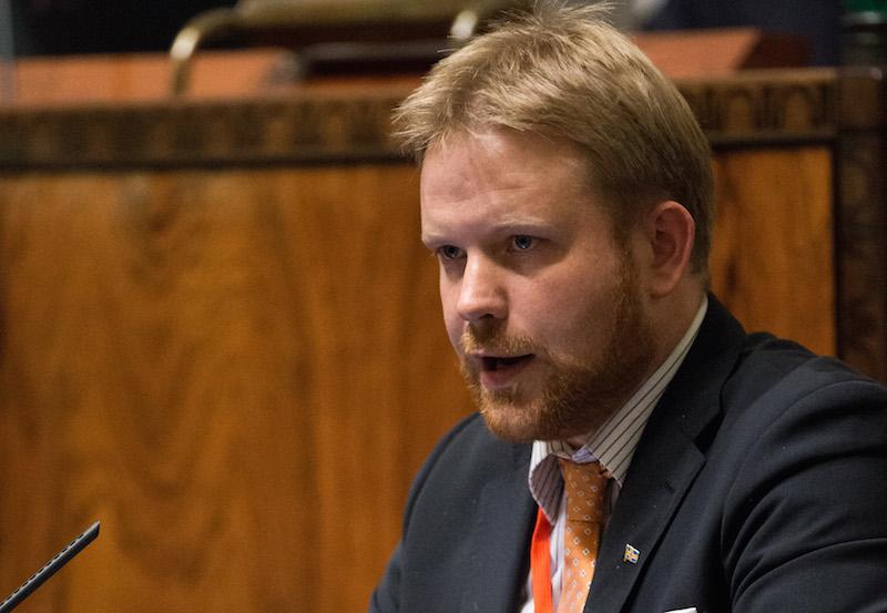 Socialministern: Värdelösa födslotal på Åland inget problem så länge vi har hög invandring