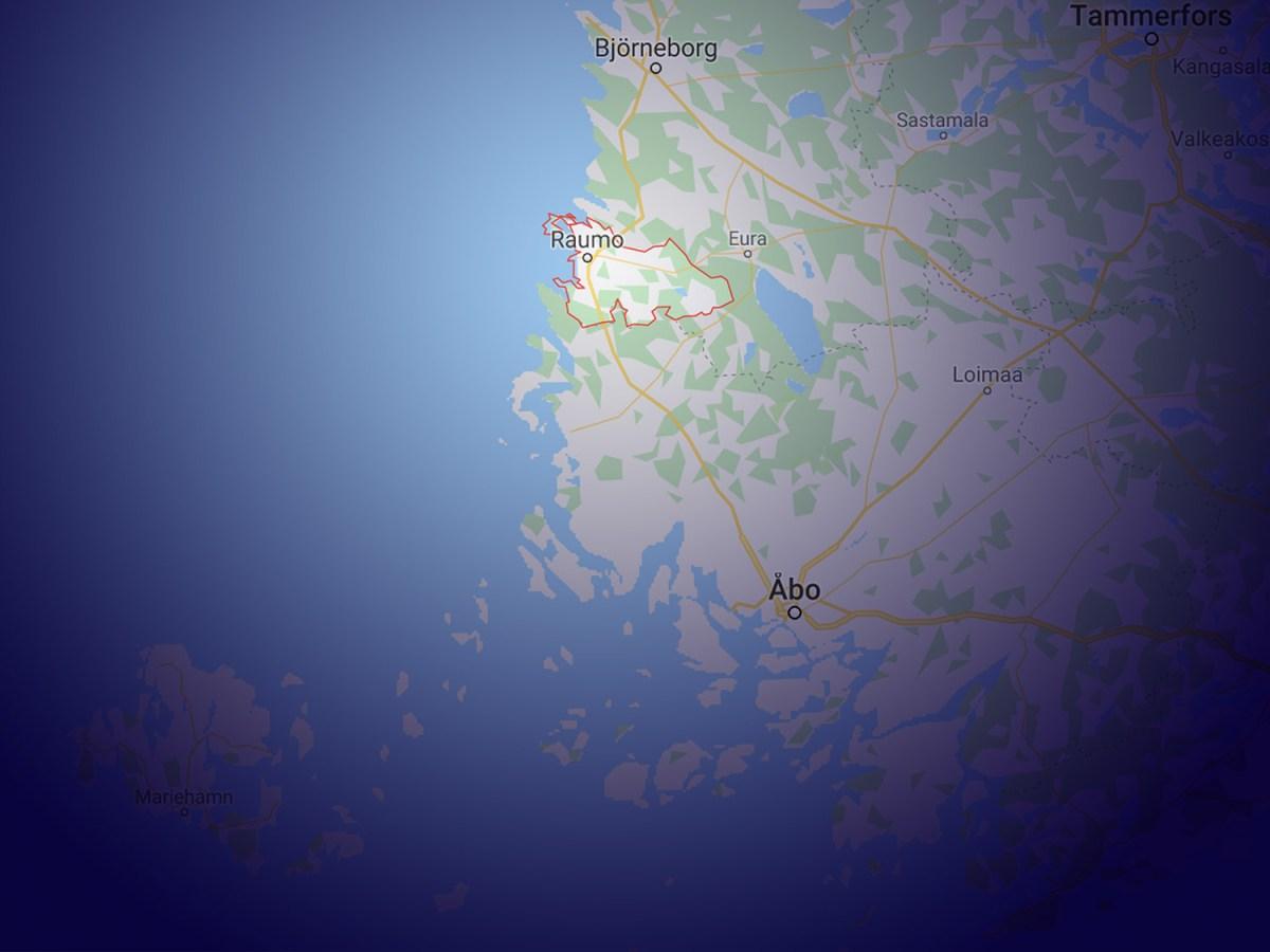 Polisen ber om tips: Invandrargäng överföll människa i Raumo