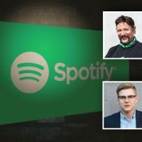 Censureras av Spotify efter att ha kritiserat Östtyskland i intervju