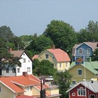 Tre utlänningar misstänks för gruppvåldtäkt på åländsk kvinna i centrala Mariehamn