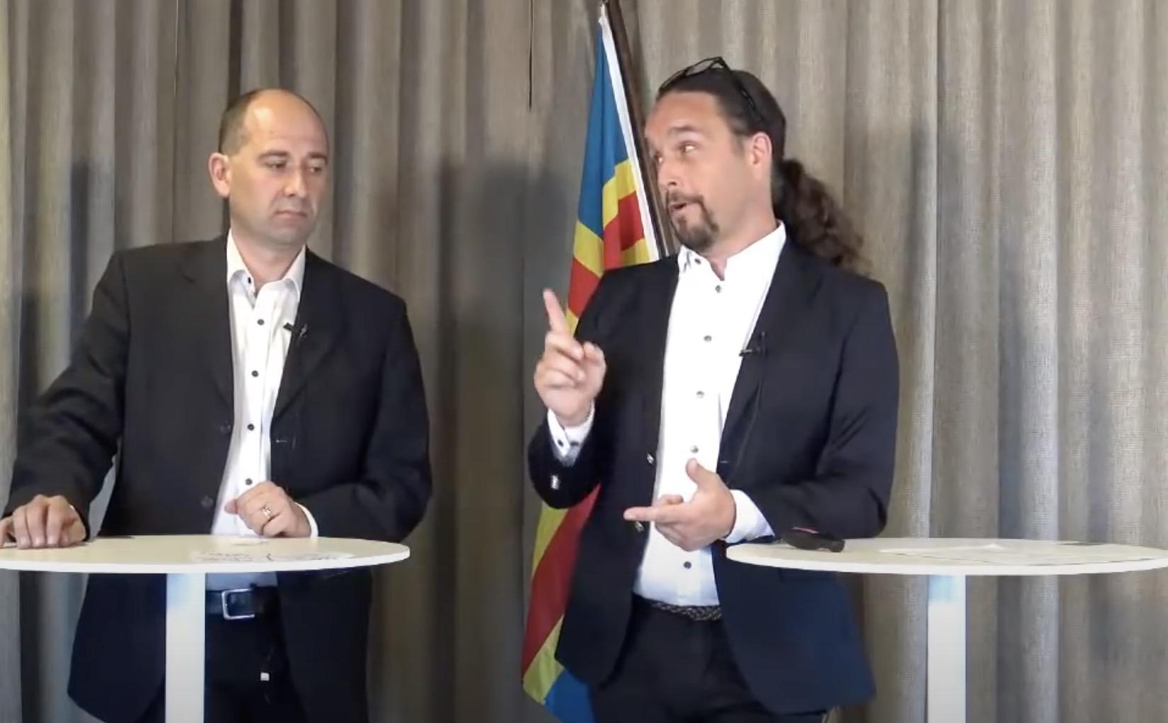 Anders Ekström, Fredrik Karlström
