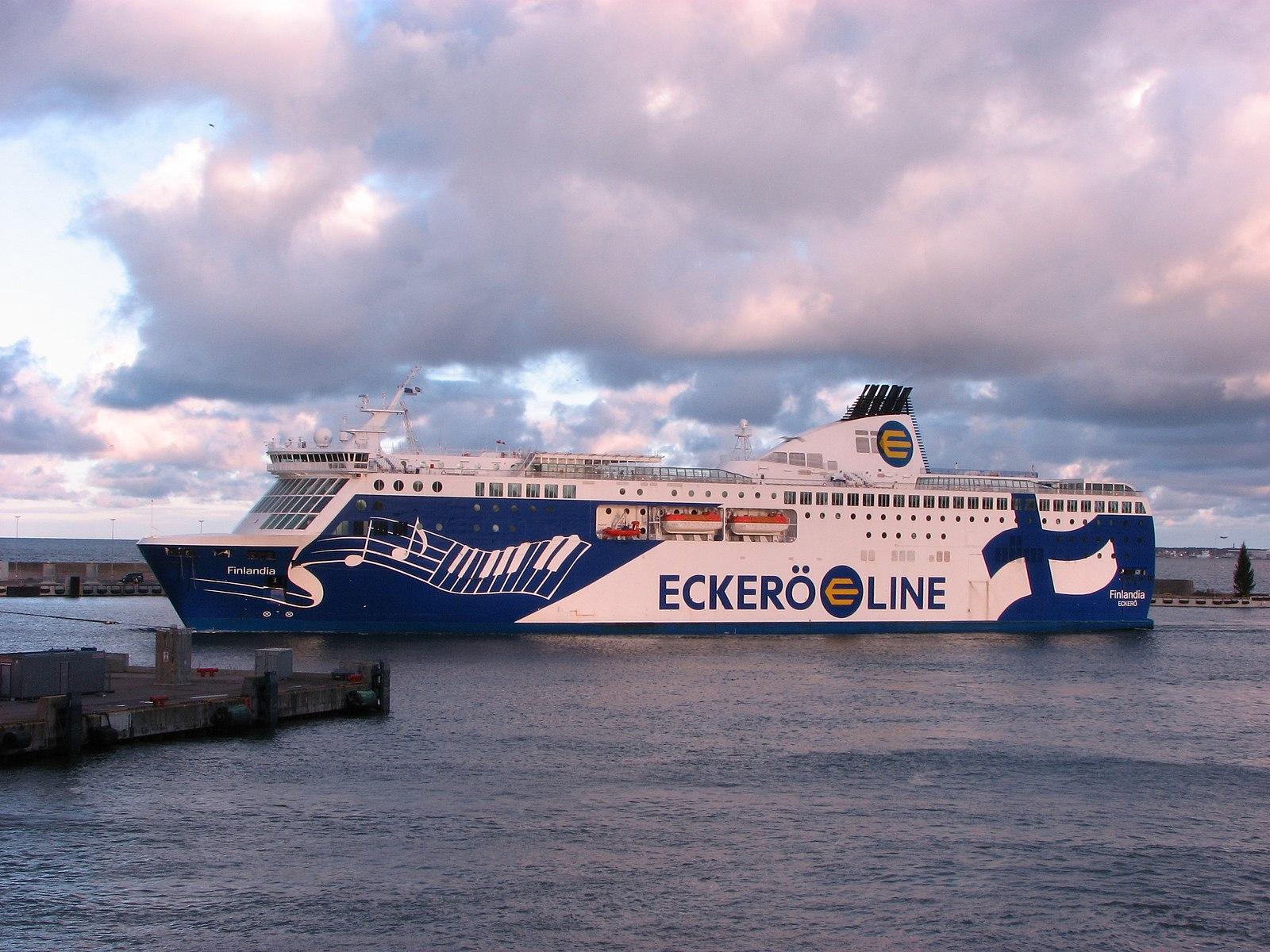 Eckerö Linjen Finlandia