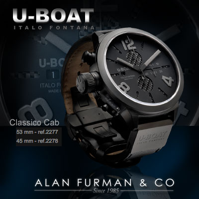 U boat  Alan Furman  Co