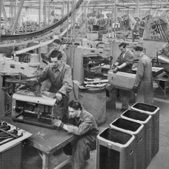 Kitchen Work Station Aid Parts Official Opening Of Hoover Factory