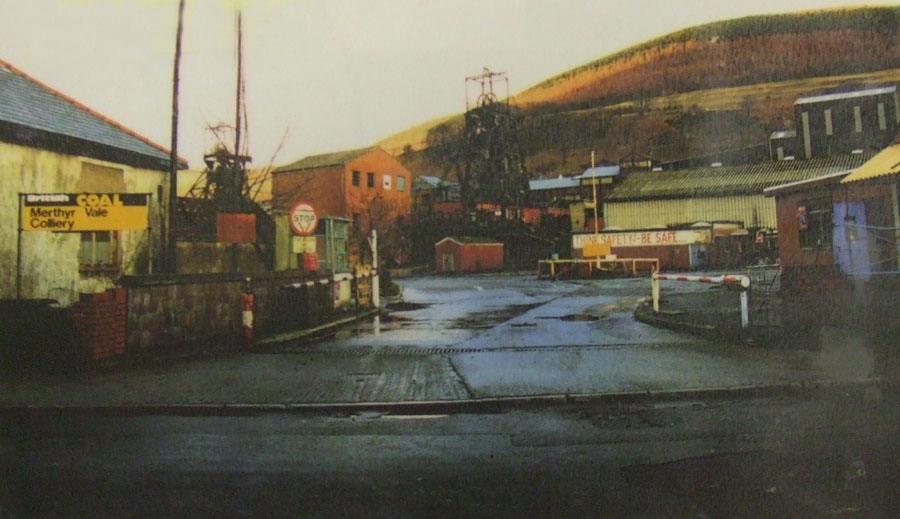 Merthyr Vale Colliery Nixons Navigation