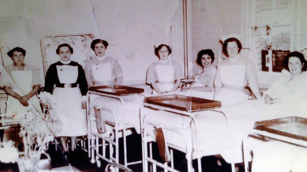 The Union Workhouse  St Tydfils Hospital